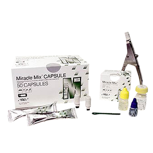 GC America Miracle Mix Glass Ionomer Cement | Noble Dental