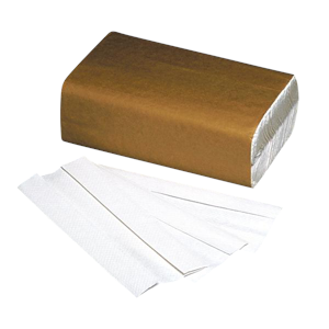 C-Fold Towel White 2400/bx - Safedent - dental supplies