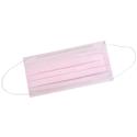 Procedural Earloop Mask Pink 50/bx - Crosstex - dental supplies