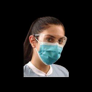 Isofluid Earloop Mask 50/bx – Crosstex - Dental Supplies