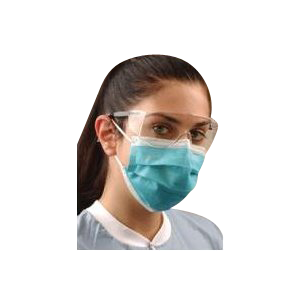 Isofluid Earloop Mask 50/bx – Crosstex - Dental Supplies