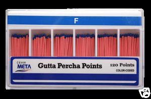 Gutta Percha Points-Vials-Meta-Dental Supplies
