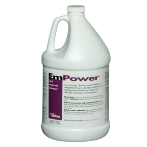 Empower-Enzymatic Solution-1 Gallon-Metrex-Dental Supplies