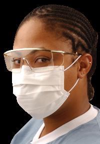 Ultra Sensitive-Earloop-Masks-White-50Bx-Crosstex-Dental Supplies