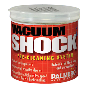 Vacuum Shock Tablets-6/Bt-Palmero-Dental Supplies