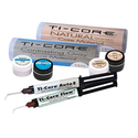 Ti-Core-Reinforced Composite Material-EDS-Dental Supplies