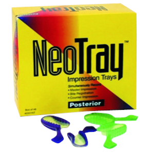 Neotray Posterior 48/Bx - Premier - Dental Supplies