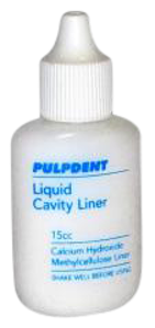 Cavity Liner Liquid 15cc -Pulpdent - dental supplies