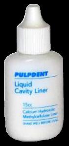 Cavity Liner Liquid 15cc -Pulpdent - dental supplies