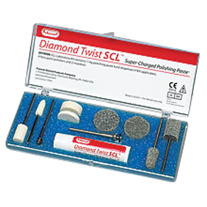 Diamond Twist SCL Polishing Paste - Premier - Dental Supplies