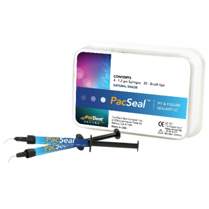 PacSeal-Pit & Fissure Sealant-Light Cured-Pacdent-Dental Supplies