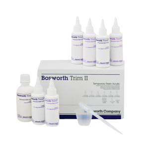 Trim II-PEMA-Crown and Bridge Materials-Bosworth-Dental Supplies