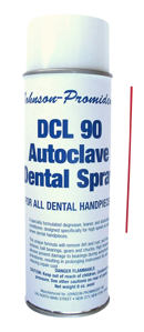 Picture of DCL-90 Spray Lubricant/Cleaner - Johnson Promident