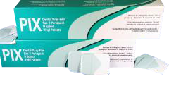 PIX D Speed X-Ray Film-PIX -Dental Supplies
