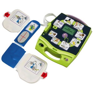 Picture of Automated External Defibrillator