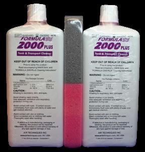 Formula 2000 Plus Cleaner-2pk-Air Techniques-Dental Supplies