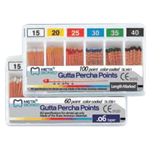 Gutta Percha Points-Meta-Dental Supplies