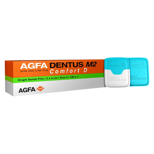 Agfa Film M2-D01 #01Pk 100/Bx - Heraeus Kulzer - Dental Supplies