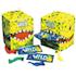 J&J REACH Dental Floss Trial Size Wild Flosser 144/pk - Dental Supplies