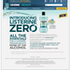 Listerne Zero-Sell Sheet-J&J Consumer Products-Dental Supplies