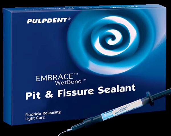 Embrace WetBond-Pit & Fissure Sealant Kit-Pulpdent-Dental Supplies