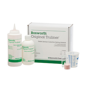 Original Truliner-PMMA-Denture Relining-Bosworth-Dental Supplies