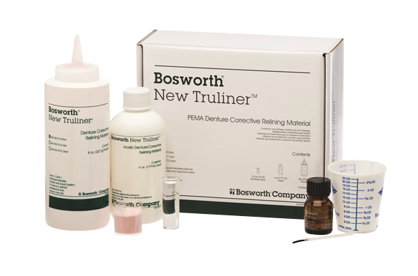 New Truliner-PEMA-Denture Relining-Bosworth-Dental Supplies