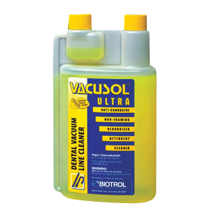 Vacusol Ultra-32oz-Evacuation Cleaner-Bitrol-Dental Supplies