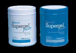 Supergel Fresh-Alginate-Fast & Regular Set-Can-Bosworth-Dental Supplies