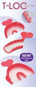 T Loc-Triple Tray-Premier Dental-Dental Supplies