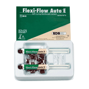 Flexi Flow-Auto E-Composite Cement-EDS-Dental Supplies