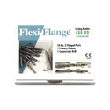 Flexi Flange-Titanium-Post System-EDS-Dental Supplies