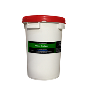 Medentotainer Amalgam Waste Container-XL-Medentex-Dental Supplies
