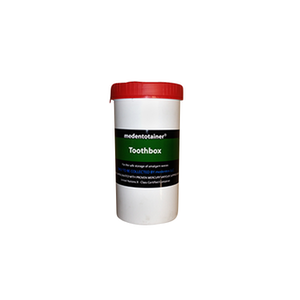 Medentotainer Tooth Box-Medentex-Dental Supplies