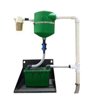 Amalsed Direct Small Wet Vacuum Amalgam Separator - Medentex - Dental supplies