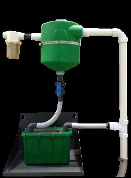 Amalsed Direct Large Wet Vacuum Amalgam Separator - Medentex - dental supplies