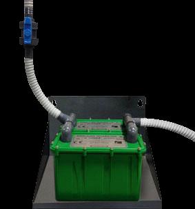 Amalsed Direct Large Dry Vacuum Amalgam Separator - Medentex