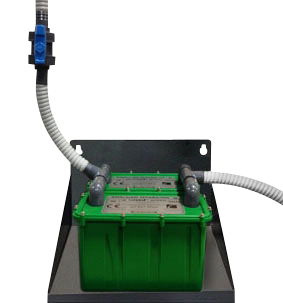Amalsed Direct Small Dry Vacuum Amalgam Separator - Medentex - Dental supplies