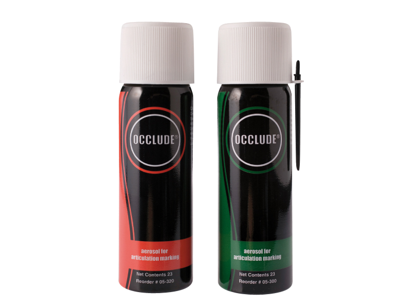 Occlude Aerosol Powder-Indicator-23gm/Cn-Pascal-Dental Supplies