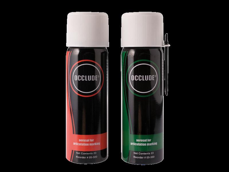 Occlude Aerosol Powder-Indicator-23gm/Cn-Pascal-Dental Supplies