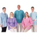 Picture of Extra-Safe Hip Length Jackets Ceil Blue Medium 10/pk - Valumax