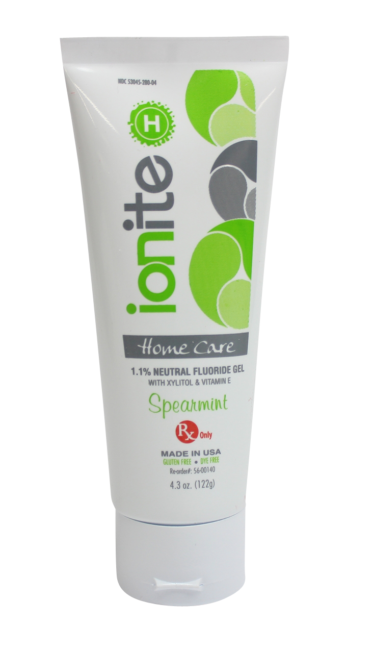 Ionite-H .40% Stannous Fluoride Gel 4.3oz - Dharma - Dental Supplies