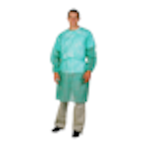 Picture of Isolation Gown Elastic Cuffs 50/cs - Valumax