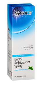 Endo Pulp Vitality Refrigerant Spray-6oz.-Mark3-Dental Supplies