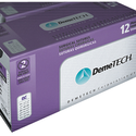 "Picture of DemeTech PGA 4-0 3/8 18"" 19mm Precision Point Sutures 12/bx"