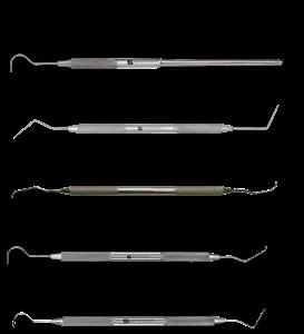 Explorer-chart-J&J Instruments-Dental Supplies