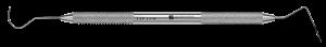 16-522-Explorer #23 Williams-color coded probe-double ended-J&J Instruments-Dental Supplies.jpg