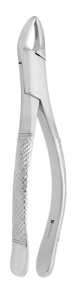 06-154-Extracting Forceps #150S-Universal Incisor-Bicuspid-Lower-Pediatric-J&J Instruments-Dental Supplies.jpg