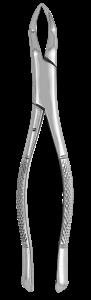 06-286-Extracting Forceps #286-Upper Bicuspid-Incisor-Root-Bayonet-J&J Insruments-Dental Supplies.jpg