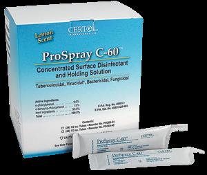 ProSpray C-60-Disinfectant-Certol International-Dental Supplies